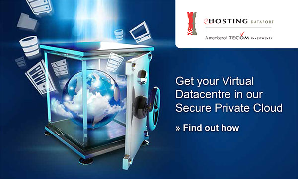 Get your Virtual Datacenter in our Secure Private Cloud