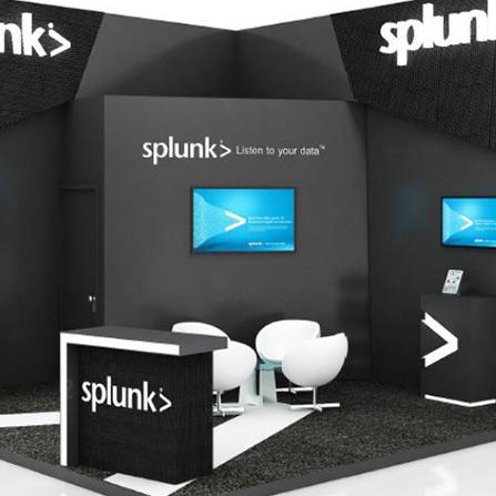 SPLUNK Stand Design